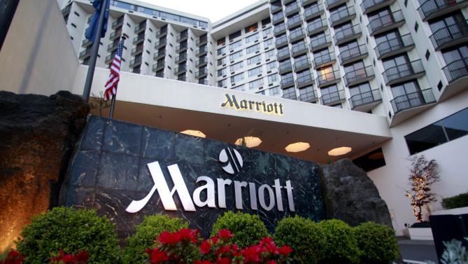 Earns Marriott