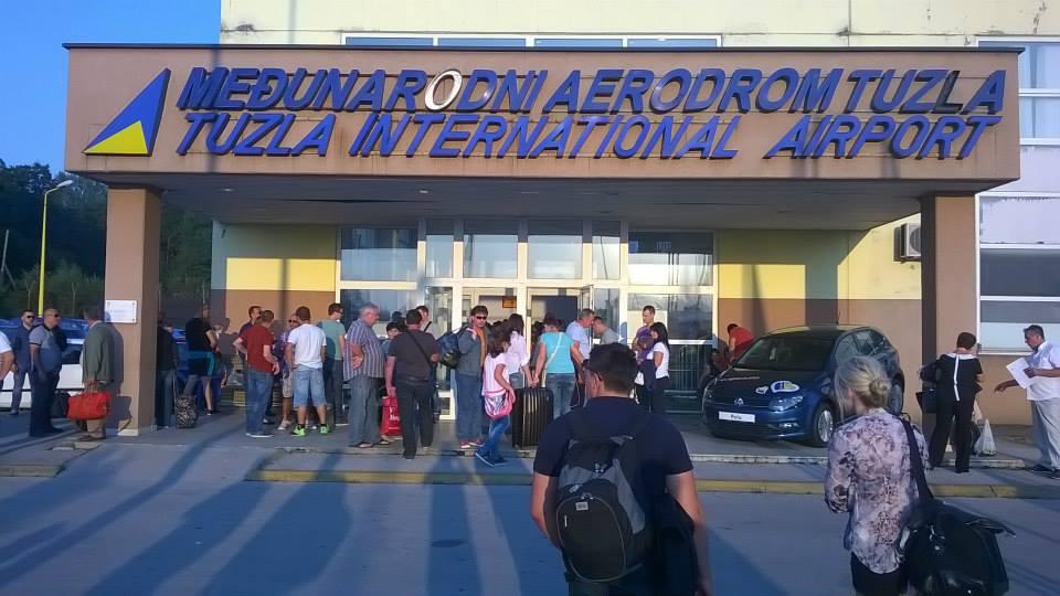 Tuzlanski aerodrom uvodi nove linije: Uskoro letovi za Pariz, Milano i London