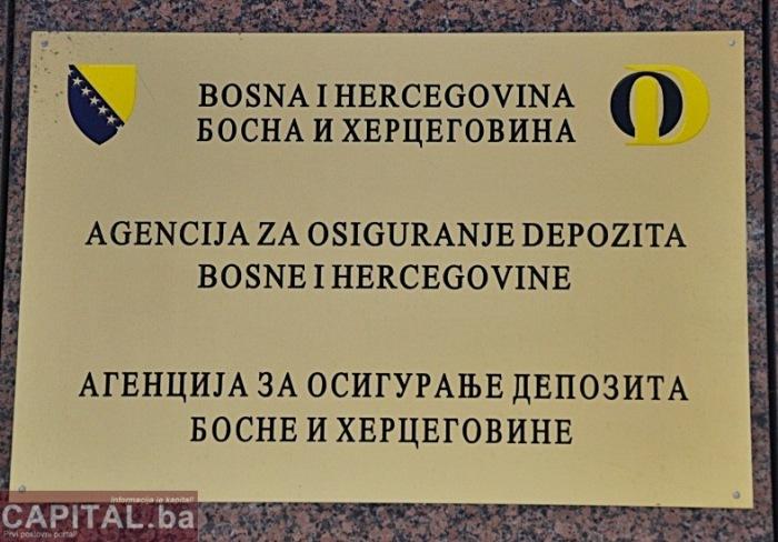 Promijenjeno kompletno rukovodstvo Agencije za osiguranje depozita BiH