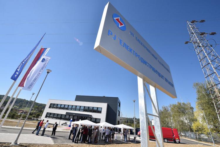 """Prnjavor: Otvoren novoizgrađeni objekat """"Elektrodistribucije"""" od 760.000 KM"""