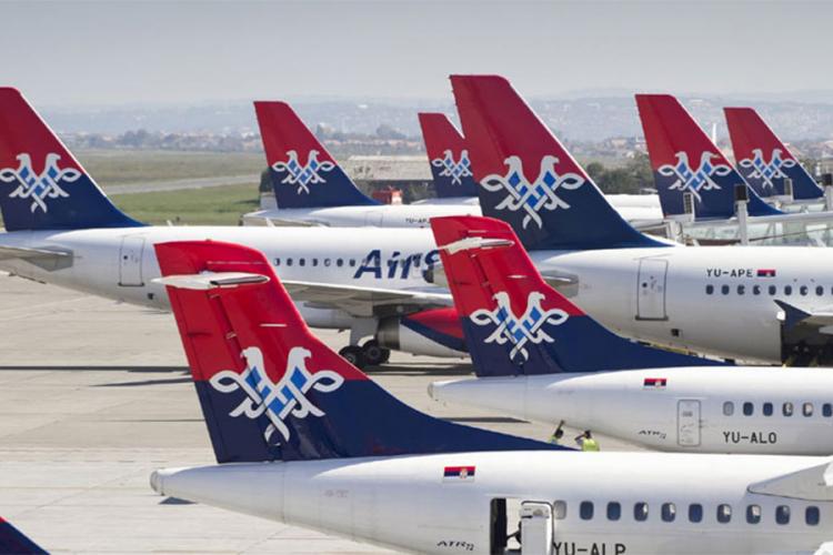 ATW kompaniju Air Serbia proglasio liderom na tržištu