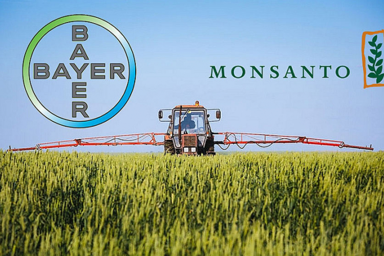 Bajer diže kredit da kupi Monsanto