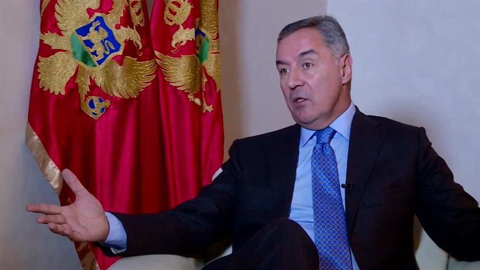 Đukanović: Crna Gora spremna za normalizaciju odnosa sa Rusijom
