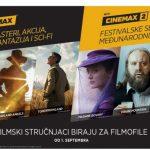Svi m:tel Open korisnici će besplatno uživati cijeli vikend uz Cinemax i Cinemax 2