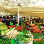 Blago smanjena prodaja poljoprivrednih proizvoda na tržnicama
