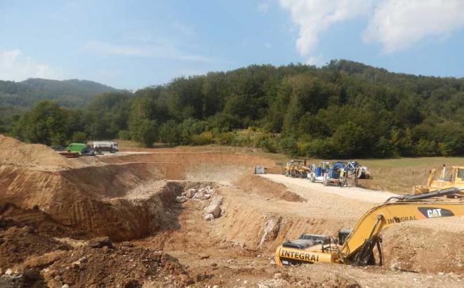 Počela gradnja tunela vrijednog 112 miliona KM