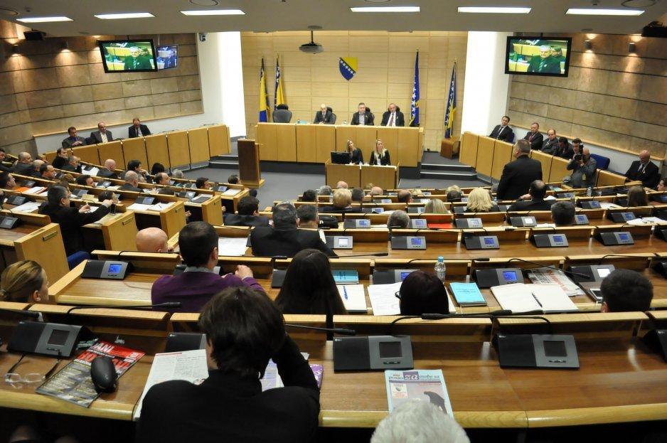 Dom naroda: Usvojen zakon o budžetu za narednu godinu