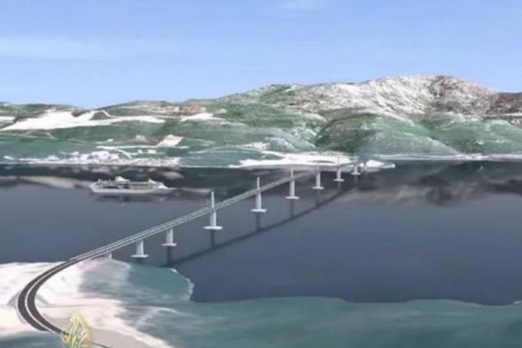 Hrvatska: Izgradnja Pelješkog mosta počinje 2017.