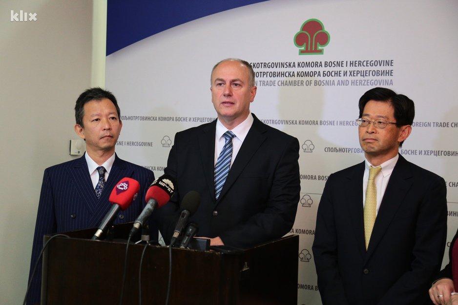 Japanska poslovna delegacija u posjeti BiH: Nove mogućnosti razvoja poslovnih odnosa