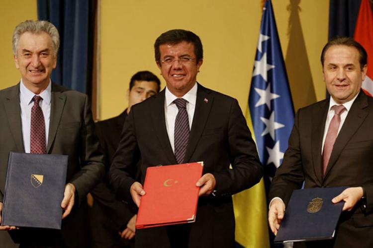Slaba vajda za BiH od sporazuma sa Srbijom i Turskom