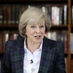 Mej odbila da isključi mogućnost povećanja poreza ukoliko pobjedi