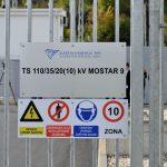 """Puštena u rad nova trafostanica """"Mostar 9"""" vrijedna 4,6 miliona KM"""