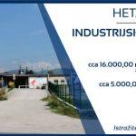 Prodaja industrijskog kompleksa za proizvodnju peleta