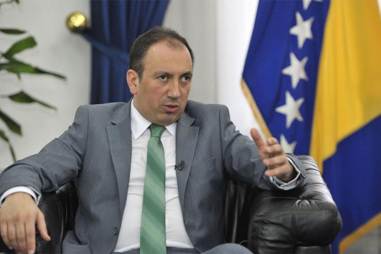 Crnadak: Razmijenjene note o dodjeli pomoći od 7,5 miliona KM