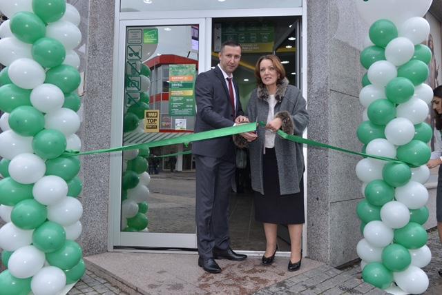 Otvorena rebrendirana filijala Sberbanke u Prijedoru