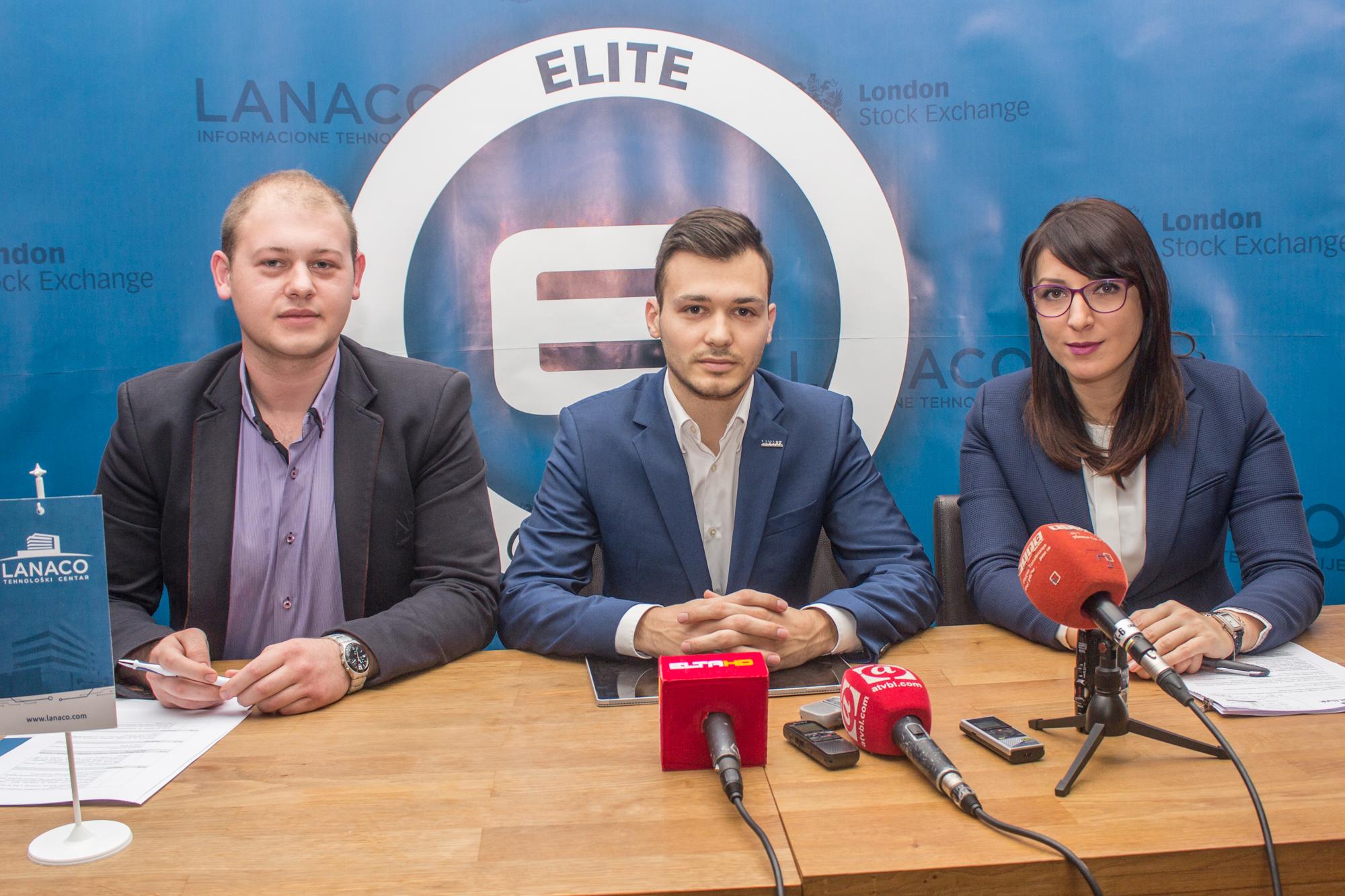 LANACO prva kompanija iz BiH u ELITE programu Londonske berze