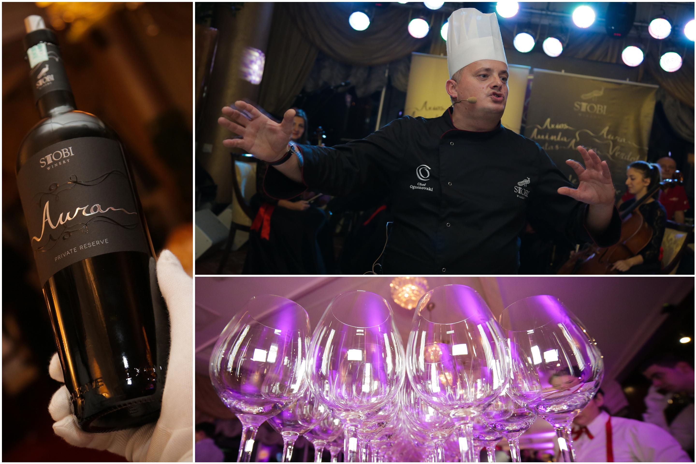 Nova selekcija vinarije Stobi sa šest vrhunskih premijum vina.