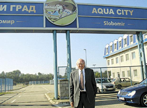 """Pavlovićev """"Akva park"""" nesiguran za upotrebu"""