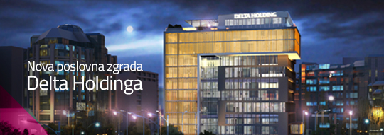 Delta Real Estate kupila Holiday Inn i BelExpo u Beogradu