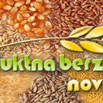 Produktna berza: Soja poskupjela, pšenica pojeftinila