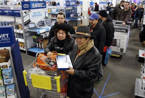 Amerikanci na Dan zahvalnosti pazarili onlajn za 1,1 mlijardi dolara