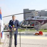 Dodikov novi nivo u rastrošnosti: 10 miliona maraka za helikopter