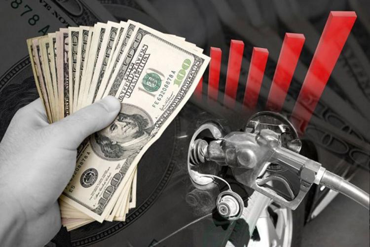 Evro mijenja dolar pri kupovini crnog zlata