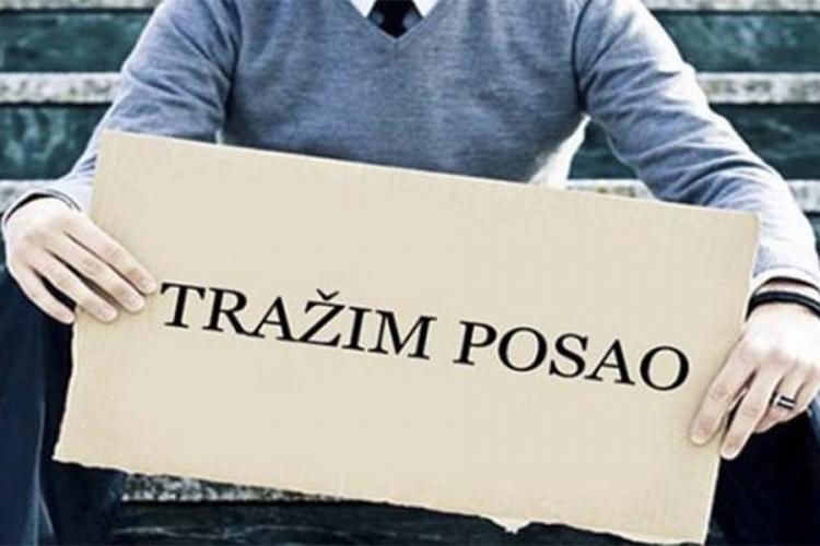 U martu evidentirano 466.330 nezaposlenih u BiH