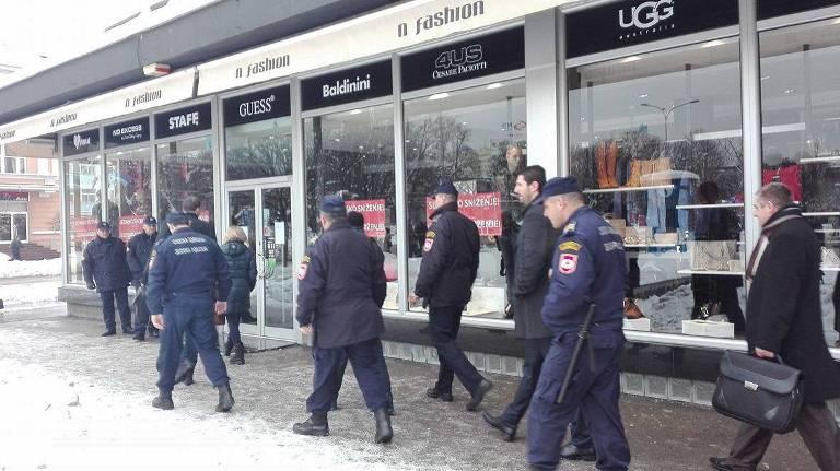 """Popović: Predaja prostora """"Krajini Borac"""" izvršena uz niz grešaka"""