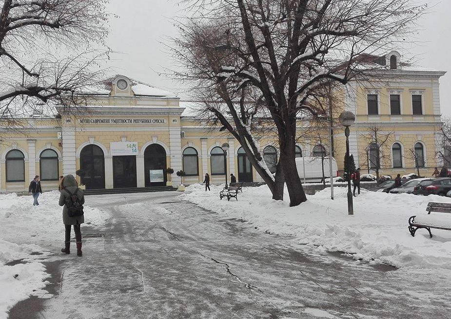"""Ustavni sud BiH: Banjalučki """"Autoprevoz"""" je vlasnik Stare autobuske stanice i Muzeja savremene umjetnosti RS!!"""