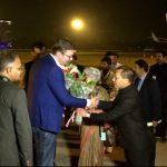 Vučić doputovao u Indiju