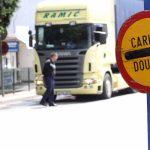 Na Kosovo ušlo 11 kamiona s robom iz BiH nakon uvođenja carina