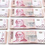 NBS otkupila 15 miliona evra, kurs 118,18