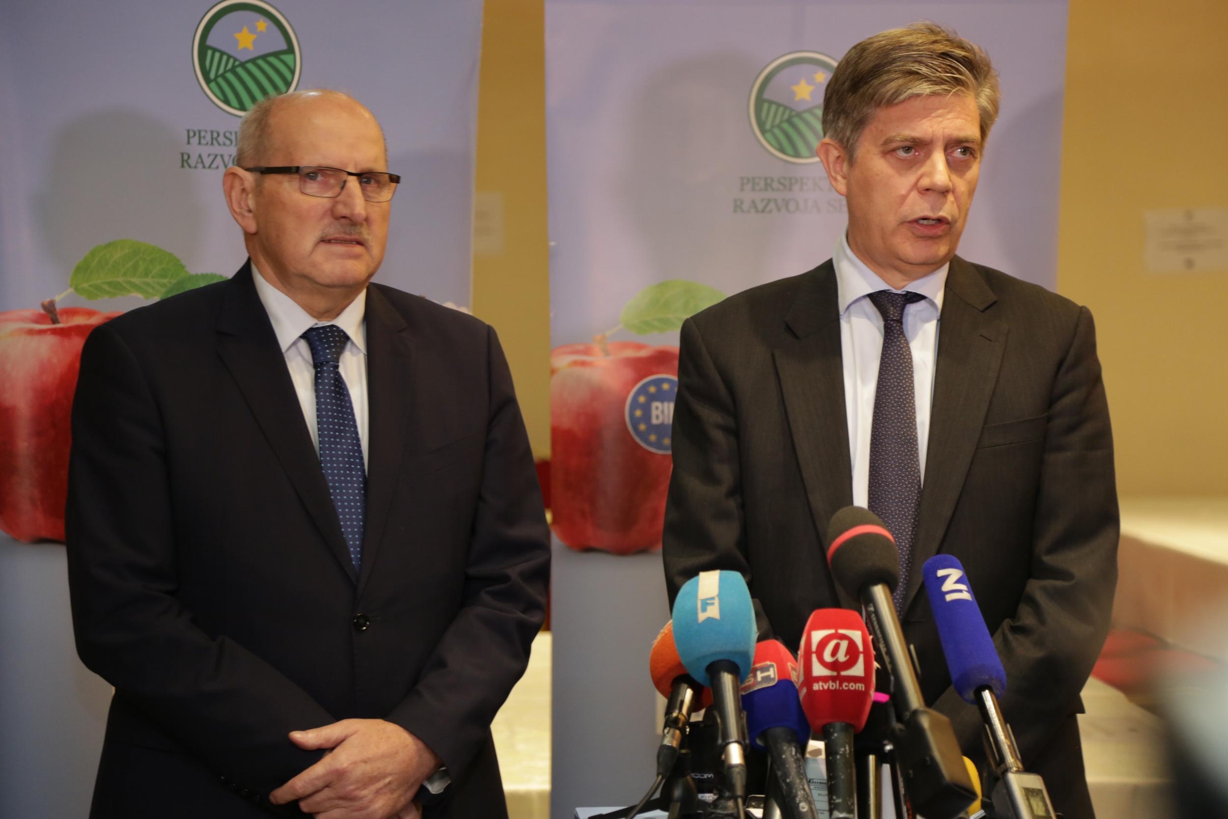 Potrebna perspektiva za usvajanje strategije za agrarni sektor
