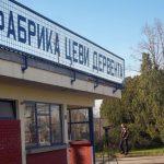 Radnici Unisa u Derventi štrajkom dočekuju Ruse