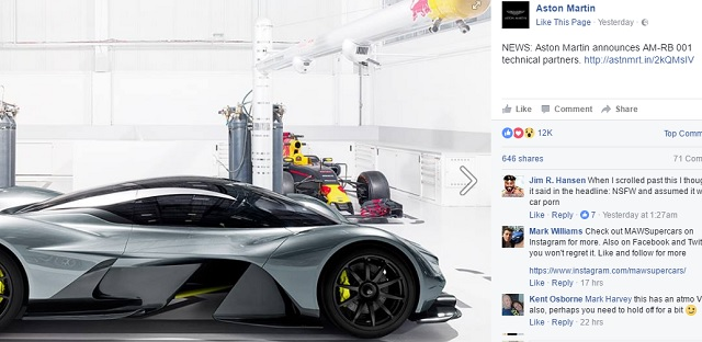 Hrvatska firma tehnički partner Aston Martina za najsenzacionalni auto na svijetu