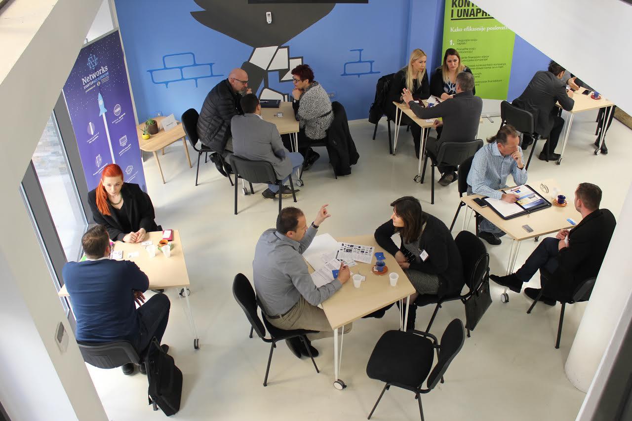 Bisnode Speed Networking – Brzo i jednostavno do novih klijenata