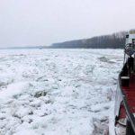 Srbija: Šteta od leda na rijekama i željeznici 1,4 miliona evra