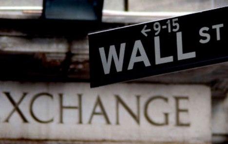 Wall Street: Blagi pad drugi dan zaredom