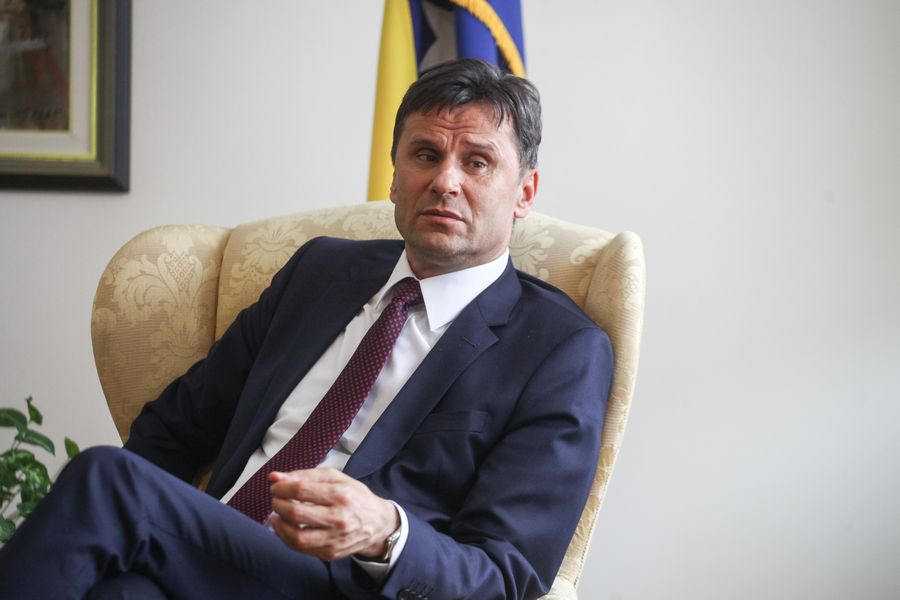 Novalić i Van Gelder o programu podrške zapošljavanju