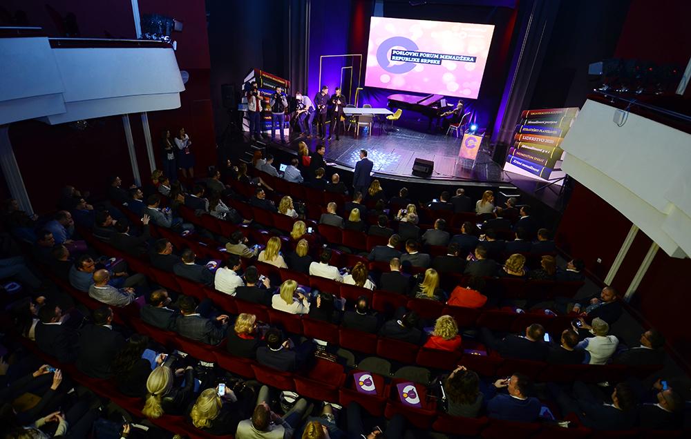 Forum menadžera u Banjaluci: Bez političke stabilnosti nema investicija