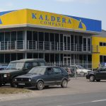 """Blokirane obveznice """"Kaldera Company"""""""