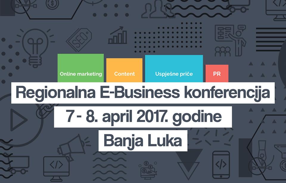 """E-business konferencija """"Konverzija"""" u Banju Luku dovodi najznačajnije regionalne stručnjake"""