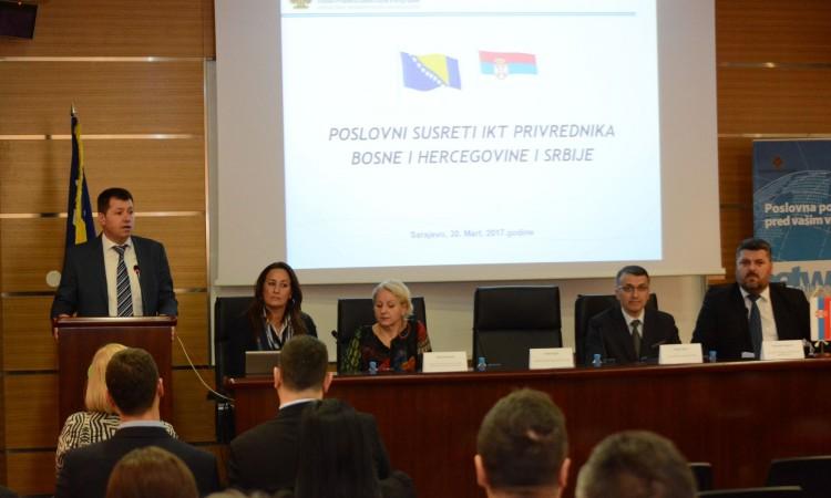 Saradnja IT kompanija iz BiH i Srbije šansa za nastup na globalnom tržištu