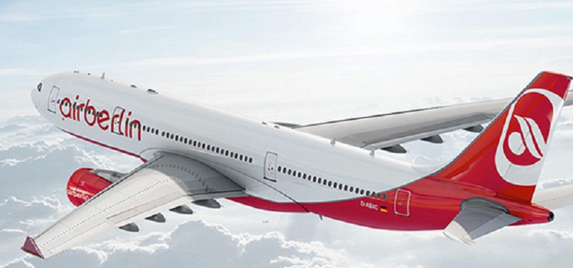 AirBerlin: Rekordan gubitak zbog troškova restrukturiranja