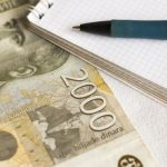 Dinar nastavlja pad nakon rekordnih dana