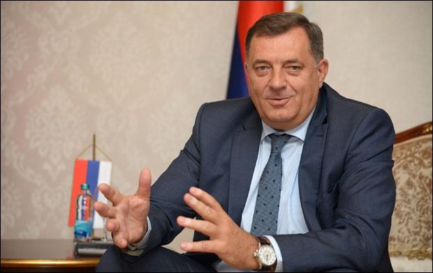 Dodik danas sa delegacijom Sberbanke