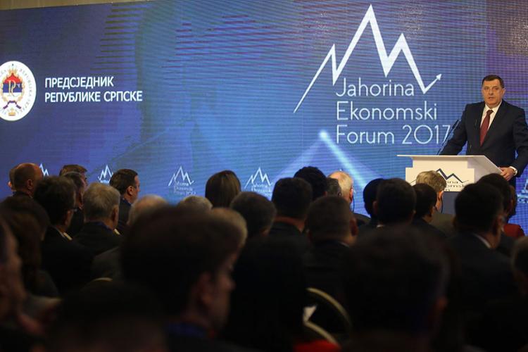 """Cvijanovićeva otvara """"Jahorina ekonomski forum"""""""