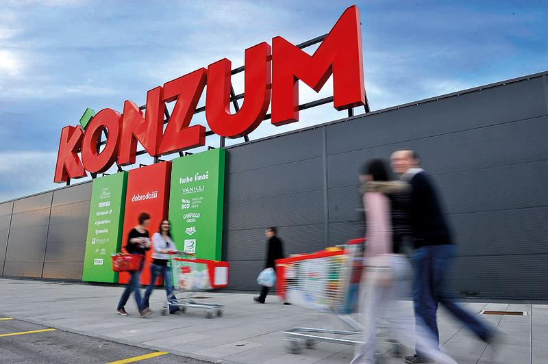 """Zatvorene prodavnice """"Konzuma"""", sutra počinje da radi novo preduzeće"""