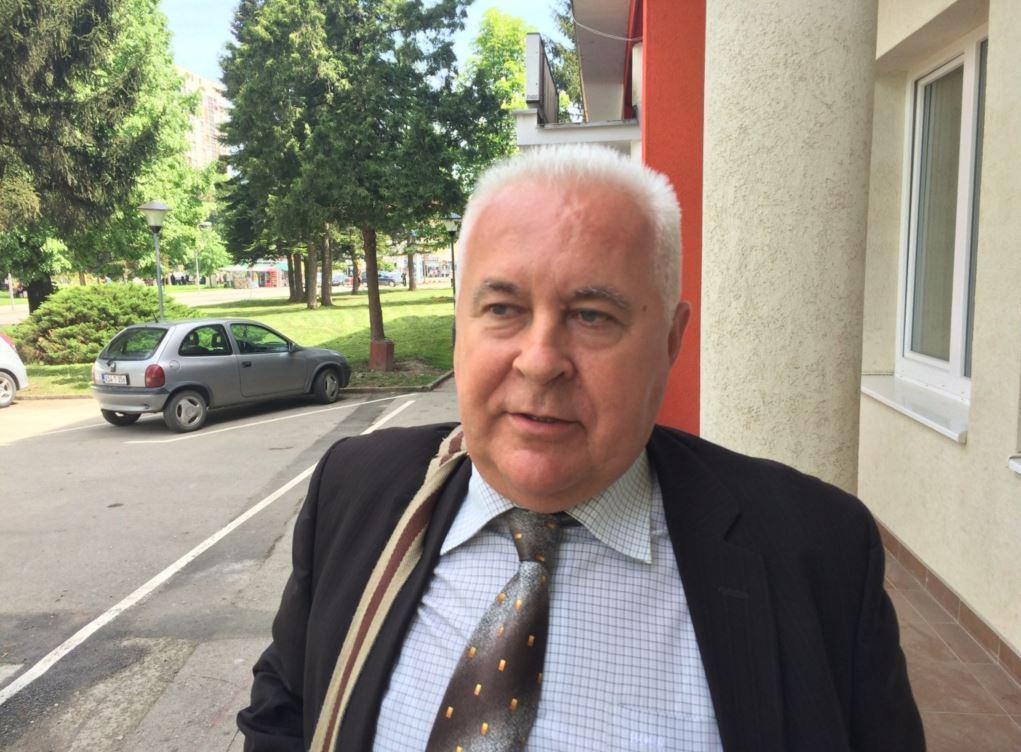 Mirko Stojčinović sjeda u fotelju pomoćnika direktora u RUGIP-u